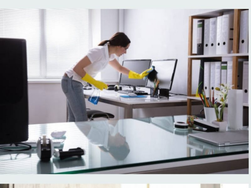 office cleaning 1